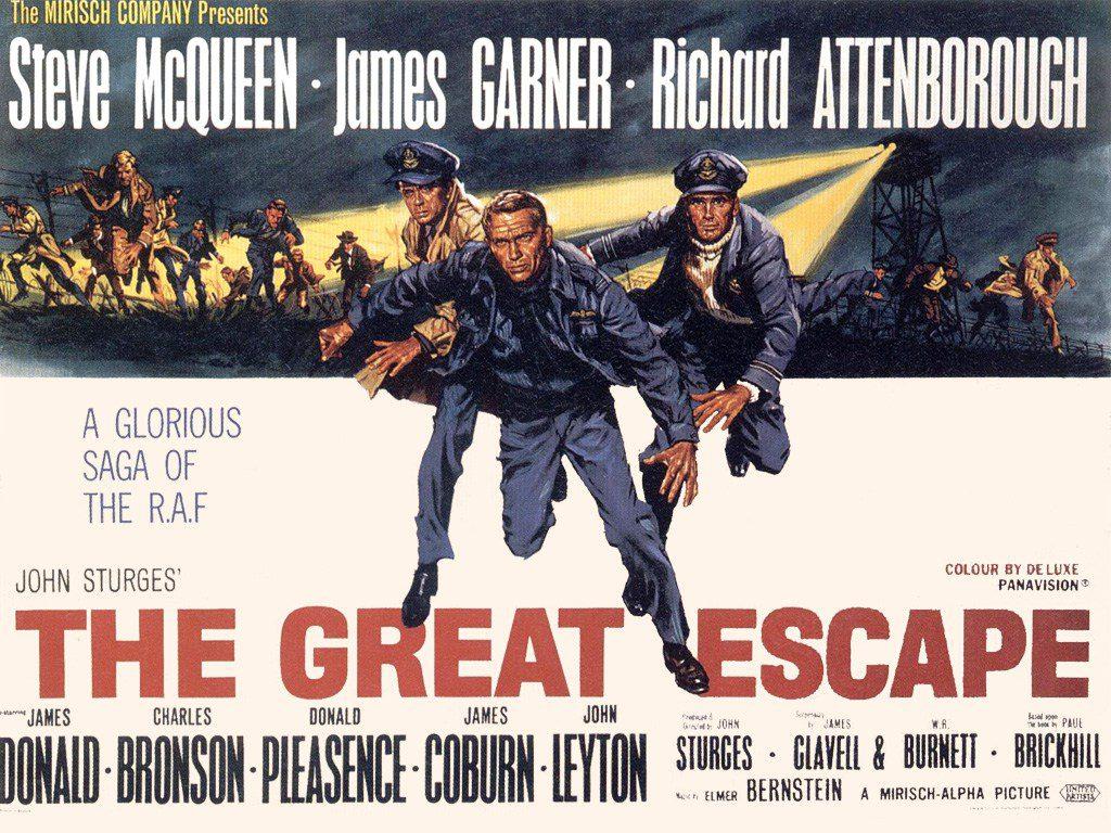 Kriegstunnel: Die große Flucht