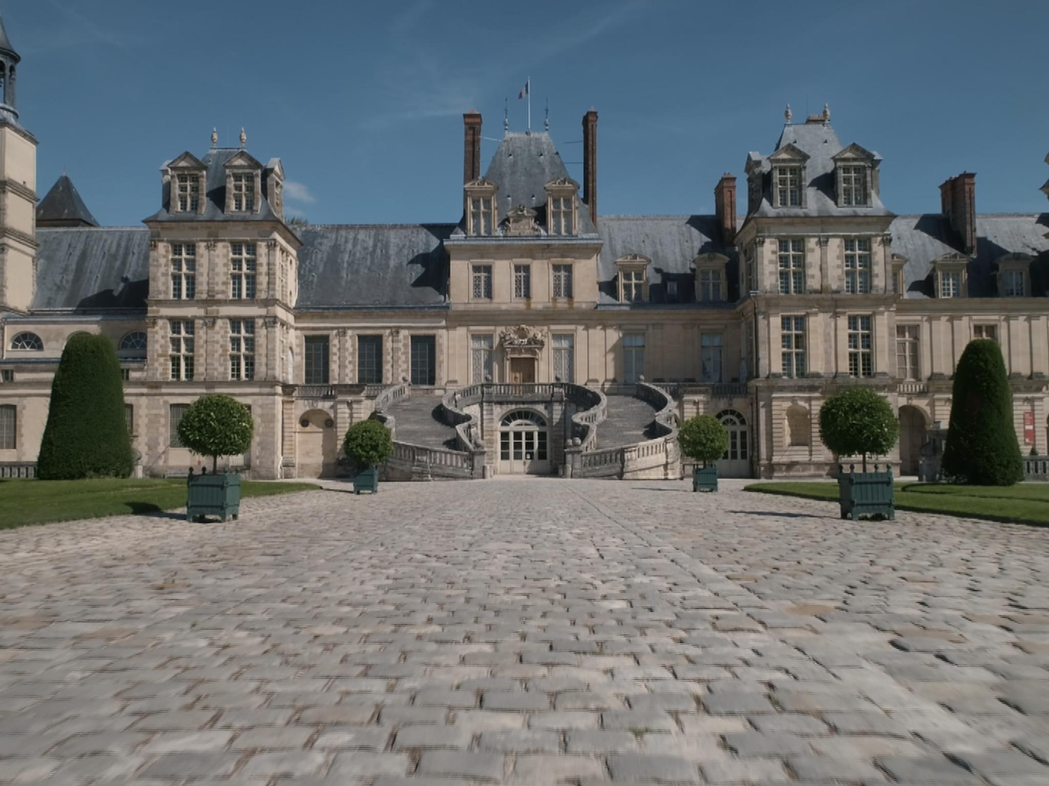 Fontainebleau: eine königliche Megastruktur